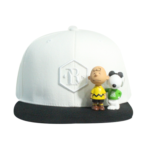 Snapback-Joe Cool and Charlie Brown